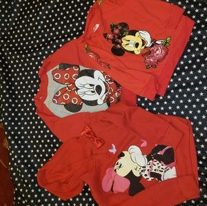 Minnie Mouse Girls Toddler Bundle